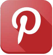Pinterest Social Site Logo